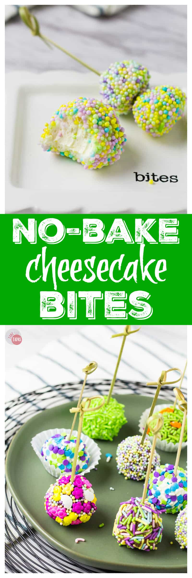 Spring Cheesecake No Bake Easy No Bake Cheesecake Bites for Spring Perfect for Easter