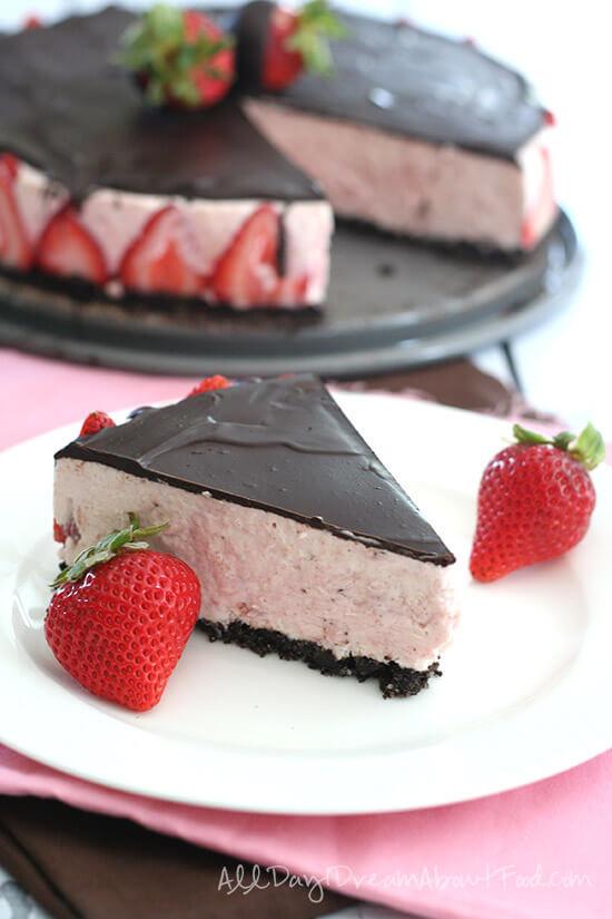 Spring Cheesecake No Bake 50 Best Keto Spring Dessert Recipes