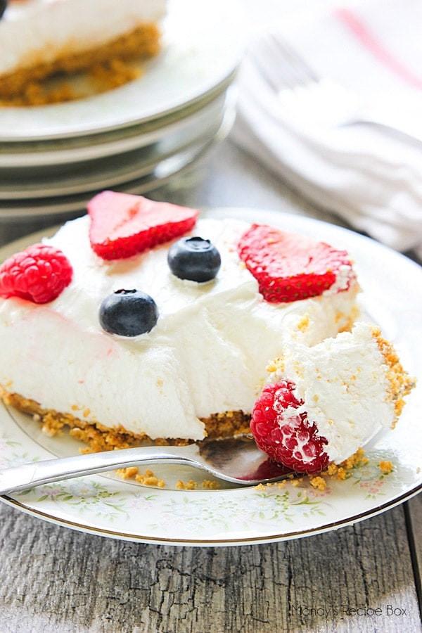 Spring Cheesecake No Bake Favorite Spring No Bake Desserts That Skinny Chick Can Bake