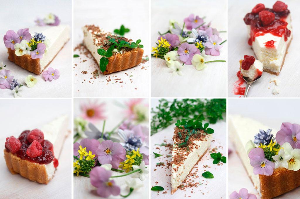 Spring Cheesecake No Bake No Bake Cheesecake – Shades of Cinnamon